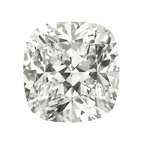2 70 Ct H Vs2 Cushion Cut Loose Diamond Gal Certified